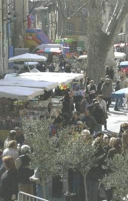 fête de l'olivier varages